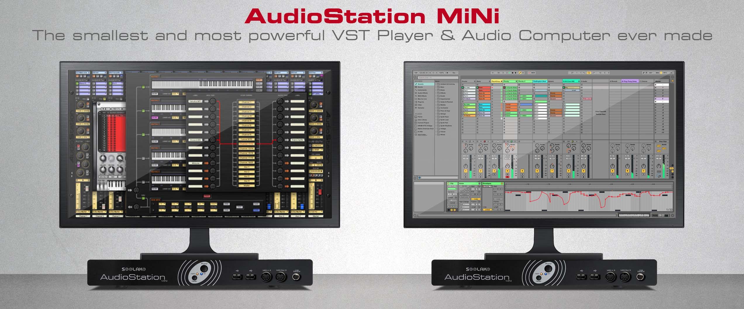 Seelake - AudioStation AudioPlayer